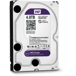 DYSK WD PURPLE 4TB