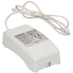Mikrofalowy czujnik ruchu ORNO OR-CR-246 z zewnętrznym sensorem 360°, IP20