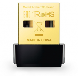 ADAPTER WLAN USB TP-LINK ARCHER T2U NANO
