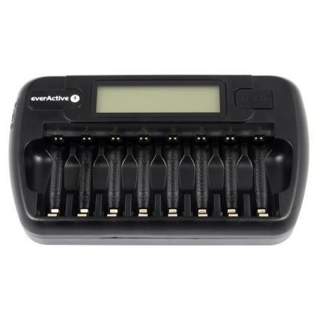 Ładowarka akmulatorków everActive NC-800