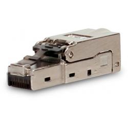 WTYK MODULARNY BEZNARZĘDZIOWY GETFORT RJ45 CAT.6A FTP 8P8C
