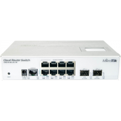 MIKROTIK ROUTERBOARD RTB-CRS210-8G-2S+IN