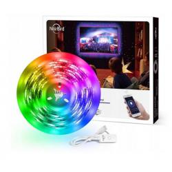 Taśma LED WIFI pasek RGB 2,8m Tuya GOOGLE ALEXA