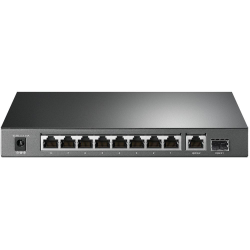 SWITCH TP-LINK TL-SG1210P PoE+