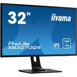 "Monitor LED IIYAMA XB3270QS-B1 32"" HDMI DisplayPort HAS"