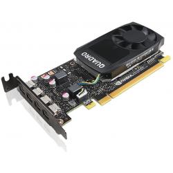 Lenovo Karta graficzna ThinkStation Nvidia Quadro P1000 4GB GDDR5 Mini DisplayPort x 4