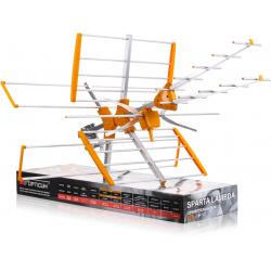 Antena DVB-T SPARTA LAMBDA (BYPASS AMPLIFIER LTE VHF-UHF)