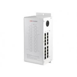 Switch 16 portowy dla wideodomofonów HIKVISION DS-KAD612