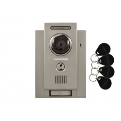 PANEL ZEW. COMMAX DRC-4CHC / RFID