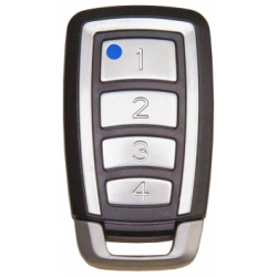 Zestaw alarmowy SATEL Integra 64, klawiatura dotykowa, 12 czujek, sygnalizator zewnętrzny