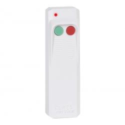 Zestaw alarmowy SATEL Integra 64, Klawiatura LCD, 16 czujek ruchu PET, sygnalizator zewnętrzny