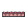 Zabezpieczenie przeciwprzepięciowe na koncentryk i skrętkę z serii PRO z dystrybucją zasilania EWIMAR LHD-16R-PRO-FPS