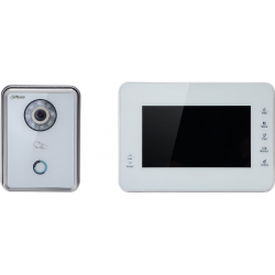 Zestaw 4w1, 3x Kamera HD/IR20m, Rejestrator 4ch