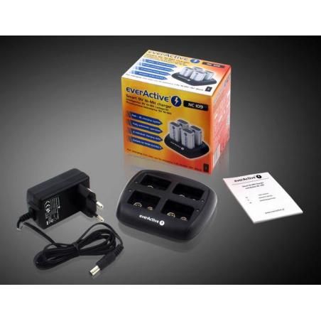 Ładowarka akumulatorków NC-109