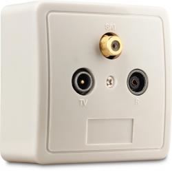 GNIAZDO SSD2-10 RTV/SAT