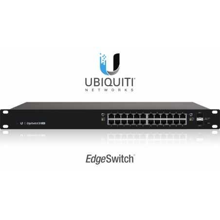 UBIQUITI EDGE SWITCH ES-24-250W