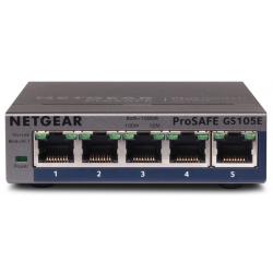 SWITCH NETGEAR GS105E-200PES