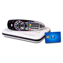 Usługa nc+ TNK z Pakietem Start+ 1M_PL dek 2850/2849 Combo