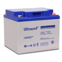 "Akumulator AGM ULTRACELL UCG 12V 45AH ""żelowy"""