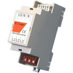 Sprzęgacz sieci SmartPLC Ropam PLC-Coupler-D2M