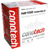 Przewód koncentryczny NS100 Trishield Pull Box - 300 m