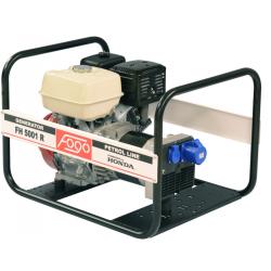 Agregat prądotwórczy FOGO FH 5001R 5kVA AVR