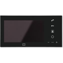 """ACO INS-MP7 BK (Czarny) Monitor INSPIRO – kolorowy cyfrowy 7"""" do systemów videodomofonowych"""