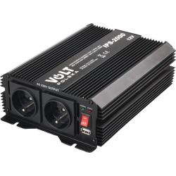 PRZETWORNICA IPS-2000 12V / 230V 1300/2000 W