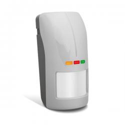 Zewnętrzny dualny czujnik ruchu SATEL OPAL Pro GY (szary, bez uchwytu)