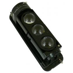 Bariera podczerwieni VIDT-150 3-wiązki, zasięg 150m