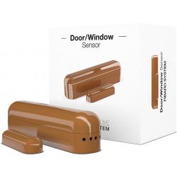 FIBARO Door/Window  Sensor ( brąz czujnik otwarcia drzwi lub okna)