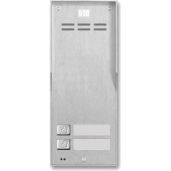 ACO FAM-P-2NPACC NT panel natynkowy 2-rodzinny czyt. brel.