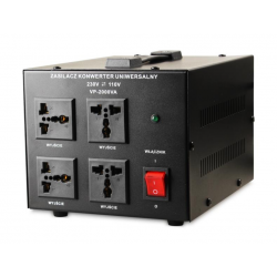 Transformator 230V/110V 2000VA