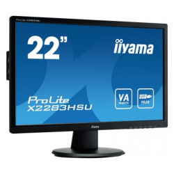 "Monitor LED IIYAMA X2283HSU-B1DP 22"" DisplayPort"