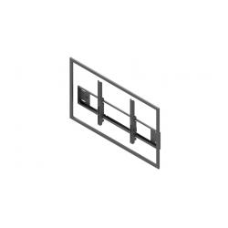"""Uchwyt ścienny do ekranu informacyjnego 42-55"""" do konfiguracji wielomonitorowej układ poziomy"""