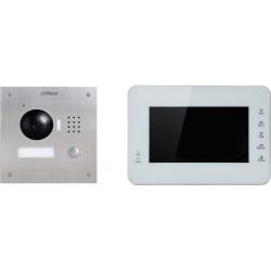 Wideodomofon IP DAHUA VTK-VTO2000A-VTH1560BW(F) Podtynkowy