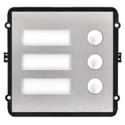 Moduł 3 przycisków DAHUA VTO2000A-B do rozbudowy modułu VTO2000A-C