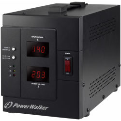 STABILIZATOR NAPIĘCIA POWER WALKER AVR 3000VA