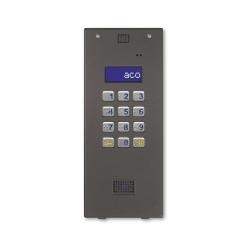 ACO CDNP7ACCS ST CENTRALA DOMOFONOWA grzałka LCD. RFID SLAVE