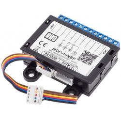 Moduł obsługi 10 przycisków zewnętrzynch ACO MOD-10NBP