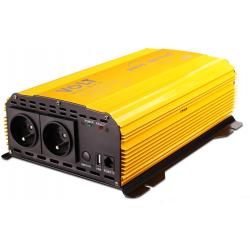 PRZETWORNICA SINUS PLUS 3000 12V / 230V 1500/3000W
