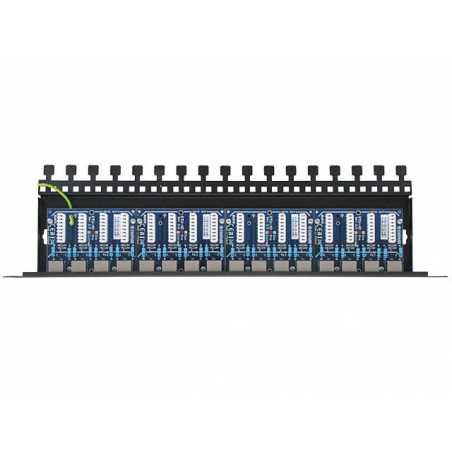 16-kanałowe zabezpieczenie IP serii EXTREME z ochroną PoE EWIMAR PTU-16R-EXT/PoE