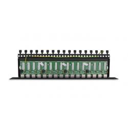 16-kanałowy panel zabezpieczający PRO z funkcją  InPoE EWIMAR PTU-16R-PRO/InPoE
