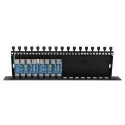 8-kanałowe zabezpieczenie IP serii Extreme z funkcją InPoE EWIMAR PTF-8R-EXT/InPoE
