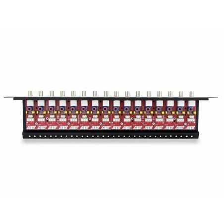 Zabezpieczenie przeciwprzepięciowe na koncentryk i skrętkę z serii EXT EWIMAR LHD-16R-EXT