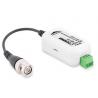 EWIMAR HDT-1F-EXT Konwerter UTP do kamer AHD, HD-CVI, HD-TVI z zabezpieczeniem przeciwprzepięciowym
