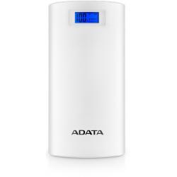 POWERBANK ADATA P20000D 20000mAh - Biały