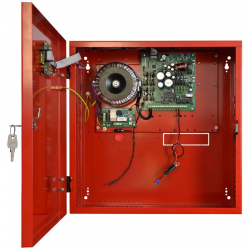 Zasilacz do systemów przeciwpożarowych PULSAR EN54-7A40