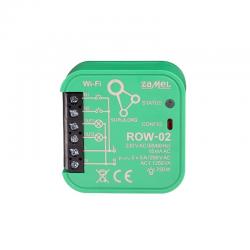 Sterownik ROW-02 AUTONOMICZNY DOPUSZKOWY WiFi ZAMEL SUPLA