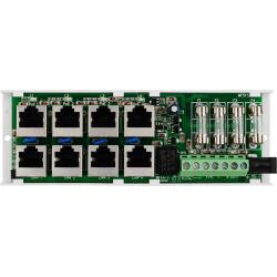 Moduł dystrybucji zasilania do kamer IP (PoE) PULSAR AWZ603